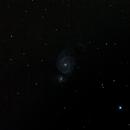 M51 Whirlpool Galaxy,                                johannestaas