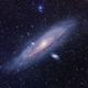 M31 Andromeda Galaxy,                                Michael Bushell