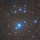 Southern Pleiades - IC2602 * AAPOD 1 July 2020 *,                                Rodney Watters