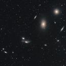 The Markarian's Chain. It's full of... galaxies,                                TobsHD
