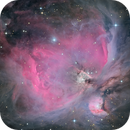 The Great Nebula in Orion,                                Andrew Lockwood