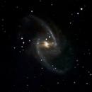 NGC 1365 en Fornax,                                Joaquín Pérez Bonome