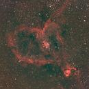 Heart Nebula | IC 1805,                                Jared Holloway
