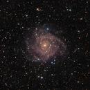 IC 342 Hidden Galaxy,                                Juan Lozano