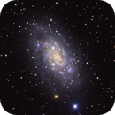 NGC2403 - galaxy that Messier missed,                                marsbymars