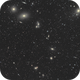 Markarian's Chain in the Virgo Cluster,                                Spencer Hurt