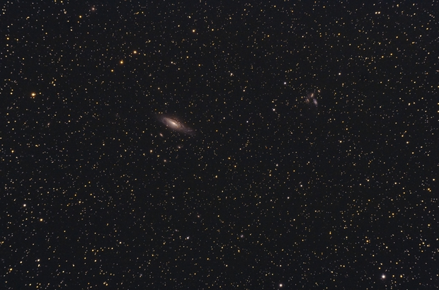 NGC 7331 and Stephan's Quintet area,                                Ivaylo Stoynov