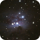 Running Man Nebula,                                Stewart
