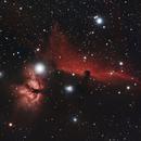 Horsehead Nebula,                                pcyvr