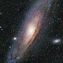 M31 - Andromeda Galaxy,                                Orestis Pavlou