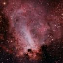 Omega Nebula,                                astronomianocerrado