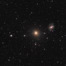 NGC5850 and Friends,                                Bart Delsaert
