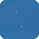 Daytime Jupiter-Venus,                                Steven Bellavia