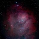 Lagoon Nebula (July 2016),                                Steve Cross