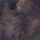 NGC7000 The North American Nebula,                                Sebas7777