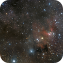 The cave nebula : october 2018,                                Matthieu BUI