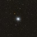 Great Star Cluster in Hercules,                                Richard Boyd