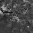 9 panel Hydrogen-Alpha mosaic of the IC1318/NGC6888 area of Cygnus,                                HarryH