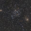 M35, NGC2158 in Gemini - LRGB,                                Roberto Botero