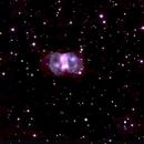 M76: The Little Dumbbell,                                David Redwine