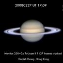 Saturn,                                danielchangcck