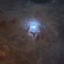 Iris Starless Nebula,                                Jeff Kraehnke