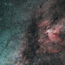 NGC6188 widefield,                                Chris Vaughan
