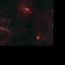 NGC 7635,                                Bart De Borger