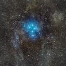 M45 wide field,                                HoldGone