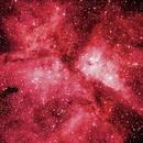 Eta Carina Nebula,                                Richard Muhlack