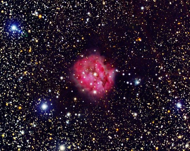 IC5146 Cocoon  Nebula RGB,                                jerryyyyy