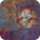 SH2-124 | The Almost Nothing Nebula,                                Kevin Morefield