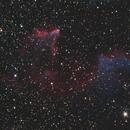 IC63 Ghost Nebula,                                Deraux LeDoux