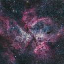 Carina Nebula (NGC 3372),                                Luis Armando Gutiérrez Panchana