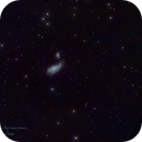 NGC4490 - The Cocoon Galaxy & NGC4485,                                Gordon Hansen