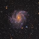 NGC 6946,                                Darkestskiesdotcom