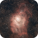 Messier 8,                                Mollenberg Observatory