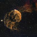 Jellyfish Nebula or IC 448,                                Jaganath A