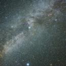 Milky Way Cygnus Region,                                Darren