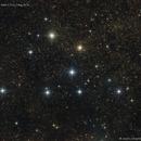 Cr 399, The Coathanger asterism,                                José J. Chambó