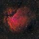 Sharpless SH2-112 Emission Nebula,                                niteman1946