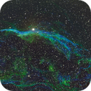 NGC 6960 The Finger of God (aka the Witch's Broom),                                Rodney Michael