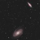 M81 - 82 crop du 26 février 2019,                                Jean-Noel