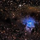 Iris Nebulae, more data,                                PJ Mahany
