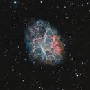 Messier 1 Crab Nebula,                                Tim Trentadue