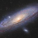 M31 HALRGB,                                Michael