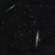 NGC4631 and NGC4656,                                Greg Ray