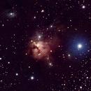 NGC1579 Northern Trifid,                                jerryyyyy