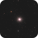 Great Cluster in Hercules with TS Optics Imaging Star,                                urmymuse