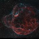 Space Pitaya - sh2-240 ( simeis147 ),                                WildDuck